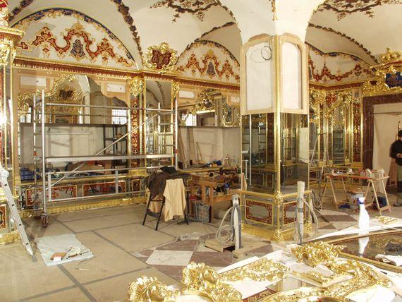 Зал ювелирных украшений, номер 4