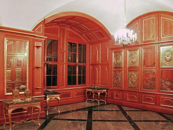 Chambre des Armoiries, Type numéro 2