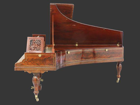 Piano, Type numéro 1