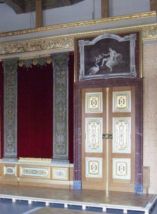Paradezimmer, Bild 1
